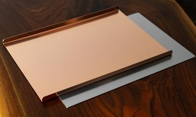 「魔法の銅板」と「ステンレス製平天板」のセット