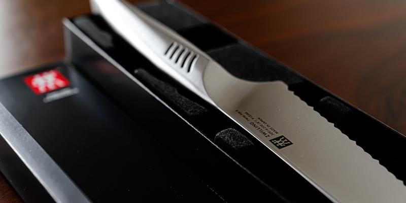 ZWILLINGのパンナイフを買ったよ!